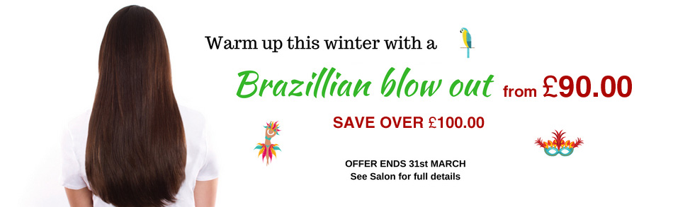 brazillian blow out